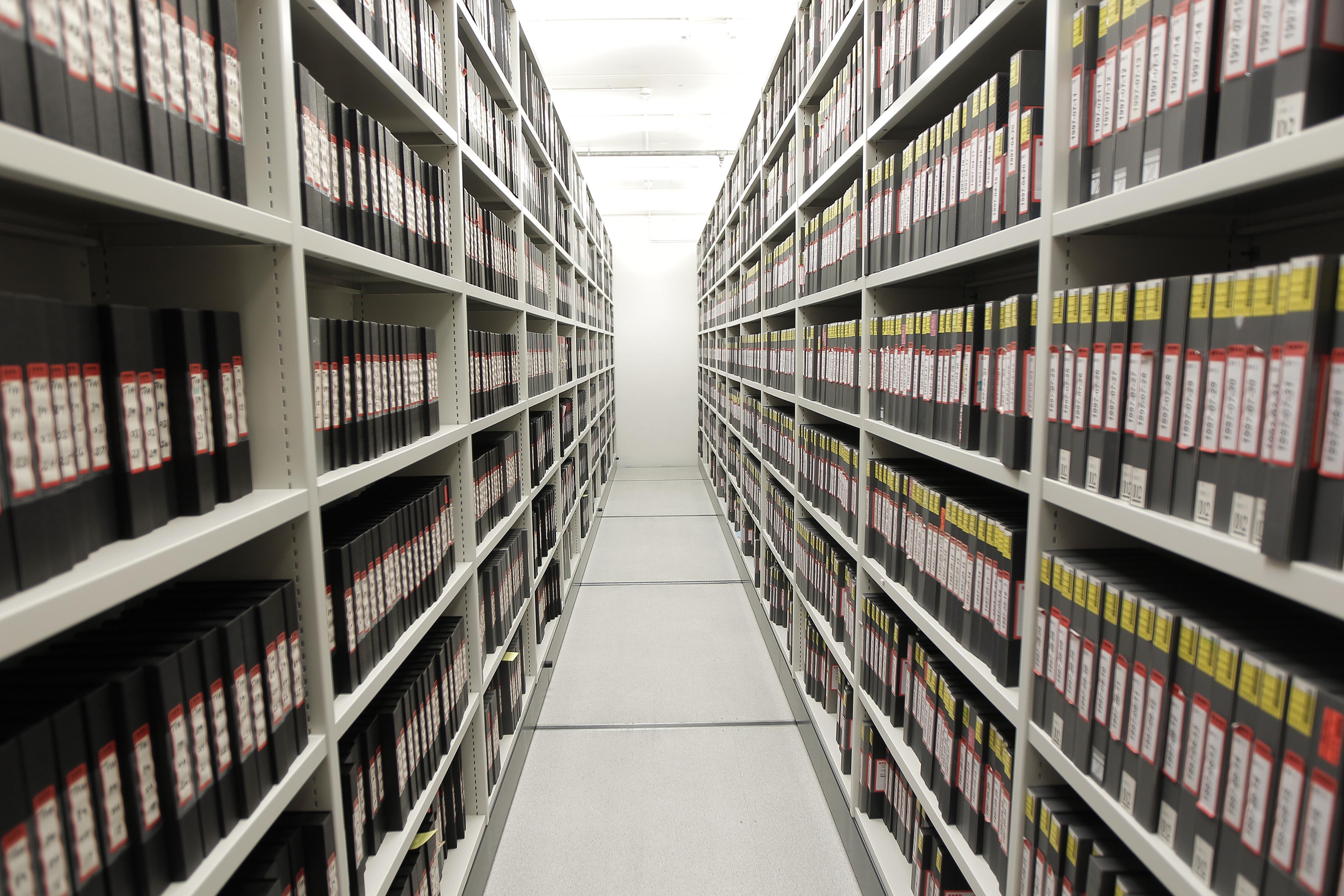MINERVA: Vido Archive